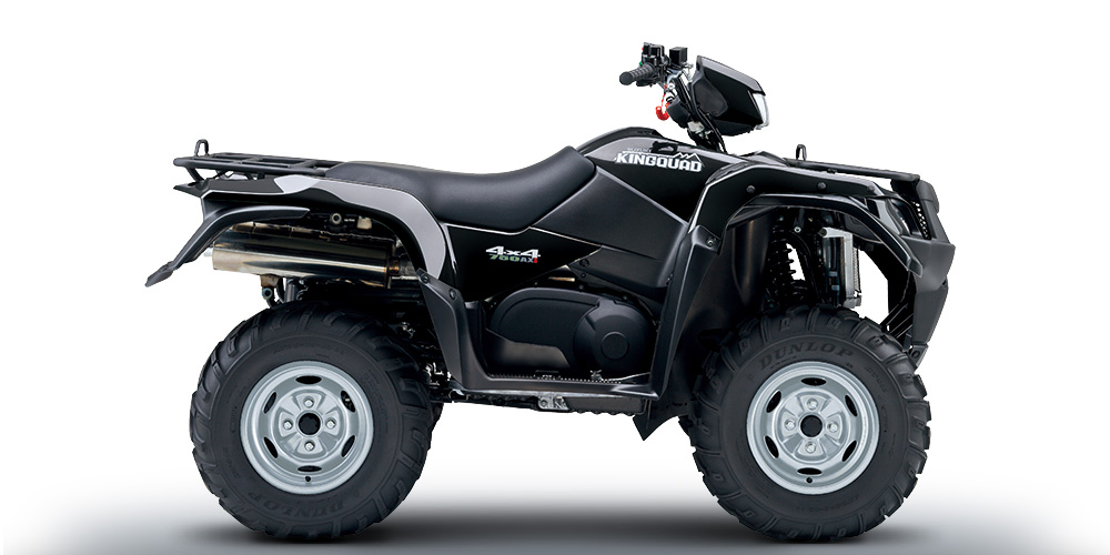 KingQuad 750AXi 4x4 PS black