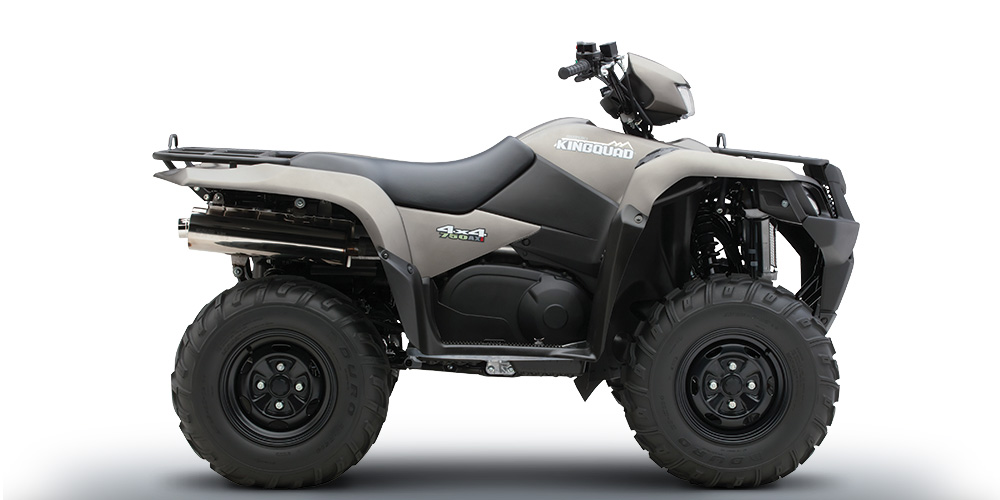 KingQuad 750AXi 4x4 PS gray