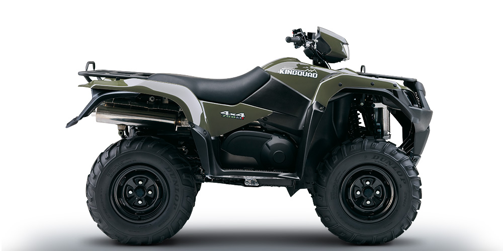 KingQuad 750AXi 4x4 PS green